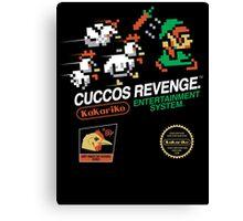 Cuccos Revenge Canvas Print