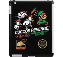 Cuccos Revenge iPad Case/Skin