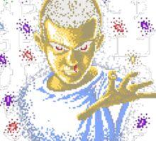Eleven Ugly Sweater 8-Bit Sticker