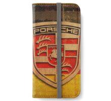 porsche iPhone Wallet/Case/Skin