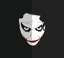 The Joker by expressivemedia