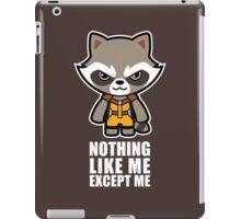 Talking Raccoon iPad Case/Skin