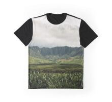 Waianae Valley Graphic T-Shirt