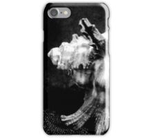 Eight of Shells - Abstract Macro iPhone Case/Skin