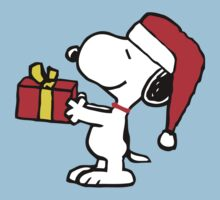 Christmas gift from snoopy Kids Tee