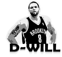 D-WILL Stencil Design by nbatextile