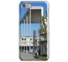 modern urban architecture iPhone Case/Skin