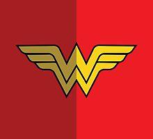Wonder Woman by expressivemedia