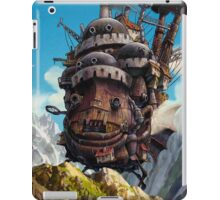 Howl's Moving Caslte iPad Case/Skin