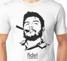 fidel castro cigars Unisex T-Shirt