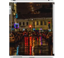 Night time in Moscow iPad Case/Skin