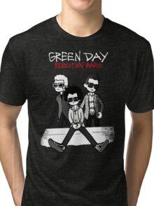 Greenday Tri-blend T-Shirt