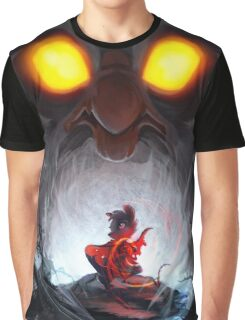 The Secret Graphic T-Shirt