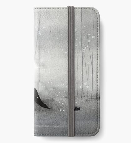 Little Red Riding Hood - A Tragedy  iPhone Wallet/Case/Skin