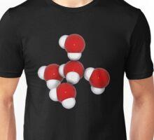Ice Molecule Unisex T-Shirt
