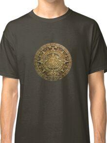 AZTEC,MAYAN CALENDAR Classic T-Shirt