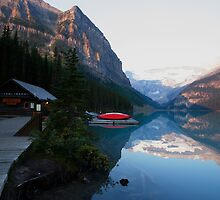 LOVE Lake Louise  by Judy Grant