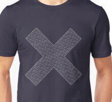 X White Unisex T-Shirt