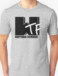 WTF Happened To Music Solid Unisex T-Shirt