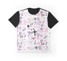 Pastel Goth stickers Graphic T-Shirt
