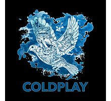 cold play Photographic Print