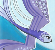 sky surfing by AnnaAsche