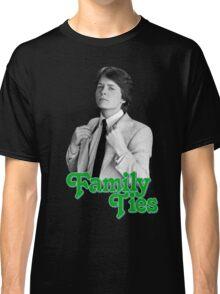 Michael J Fox - Family Ties Classic T-Shirt