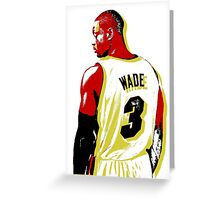 WADE Stencil Design Greeting Card