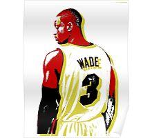 WADE Stencil Design Poster