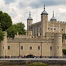 Tower of London by SusanAdey