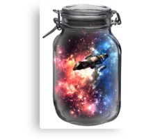 Found in Space Canvas Print