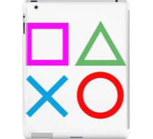 play station iPad Case/Skin