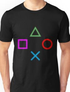 ps play station Unisex T-Shirt