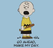 Charlie Make my day T-Shirt