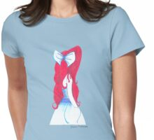 The Lost Princess Womens Fitted T-Shirt