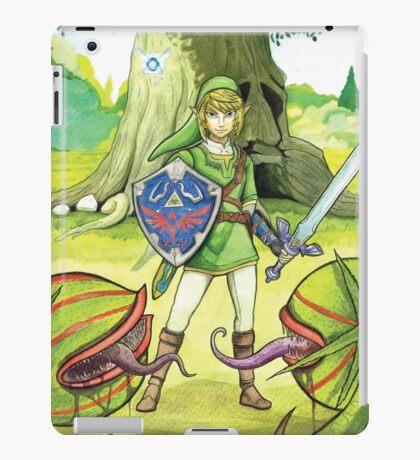 Zelda ocarina of time iPad Case/Skin