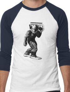 BIG FOOT Men's Baseball ¾ T-Shirt
