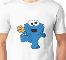 Cookie Monster Baby Unisex T-Shirt