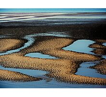 The Tide is out Photographic Print