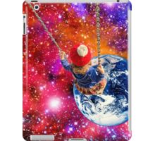 Swing on iPad Case/Skin
