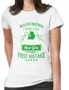 Chess Hot Shirt-Girls Special Womens Fitted T-Shirt