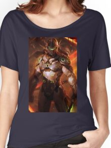 OVERWATCH GENJI Women's Relaxed Fit T-Shirt