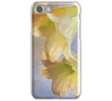 Two Lilies from the Side iPhone Case/Skin