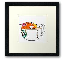 Karpuccino Framed Print