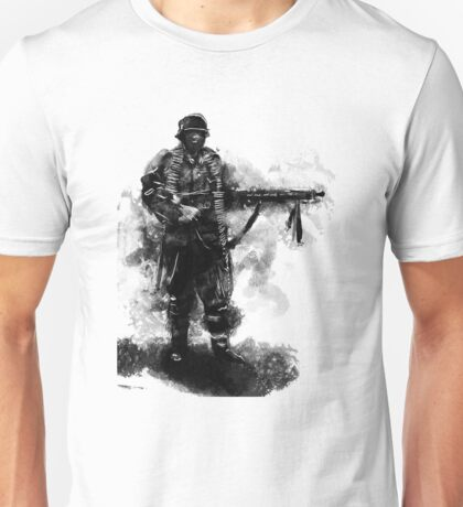 Deutscher Soldat Unisex T-Shirt