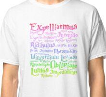 harry potter magic spelling Classic T-Shirt