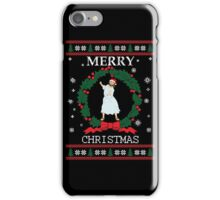 Merry Christmas - Yesus Party iPhone Case/Skin