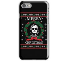 Merry Christmas - Nasty iPhone Case/Skin