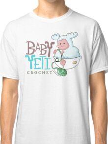 Baby Yeti Crochet Classic T-Shirt