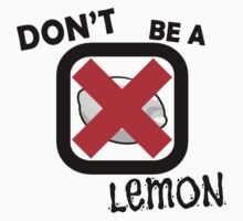 Adam Rose: Don't Be A Lemon by OhMehDamn